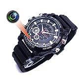 M S TECH Spy Wrist Watch Camera, Wireless Hidden Camera, HD Audio and Video Recording, Watch Camera...