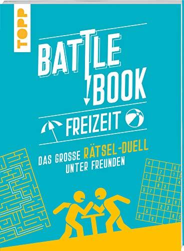 Battle Book - Freizeit: Das große Rätsel Duell unter Freunden