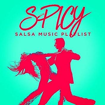 Spicy Salsa Music Playlist
