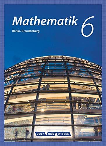 Mathematik - Grundschule Berlin/Brandenburg - 6. Schuljahr: Schülerbuch