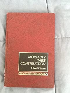 Best mortality table construction Reviews