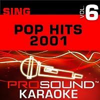 Sing Pop Hits 2001 V. 6