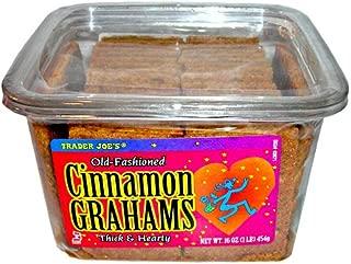 Best trader joe's graham crackers ingredients Reviews