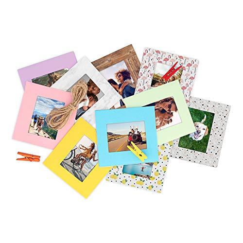 Lensy fotolijsten papier do it yourself, 10 stuks