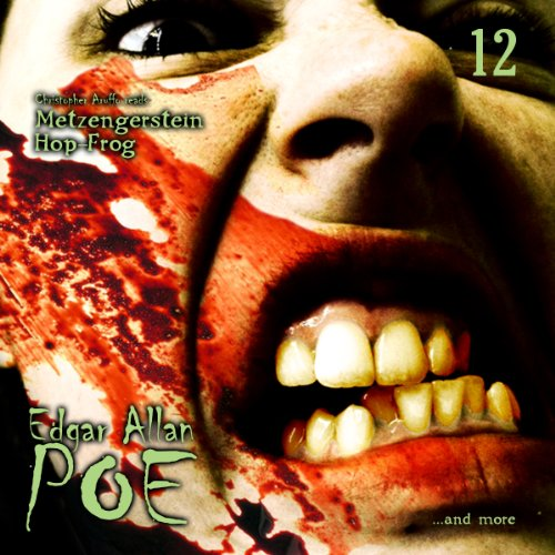 Edgar Allan Poe Audiobook Collection 12 audiobook cover art