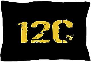 CafePress 12C Bridge Crewmember Standard Size Pillow Case, 20