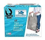 Ocean Plastic Trash Bags
