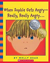 When Sophie Gets Angry--Really Really Angry... - Audio [With CD][WHEN SOPHIE GETS ANGRY--REAL D][UNABRIDGED][Compact Disc]