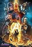 Tainsi Avengers:Endgame Movie Poster #3 - Matte Poster