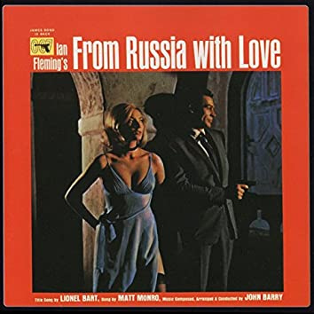 James Bond Soundtrack: From Russia With Love