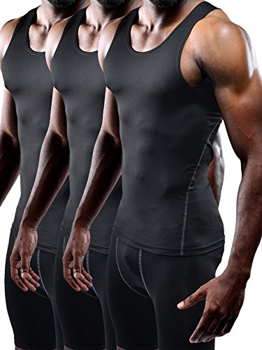 Men's Sports Compression Tops
