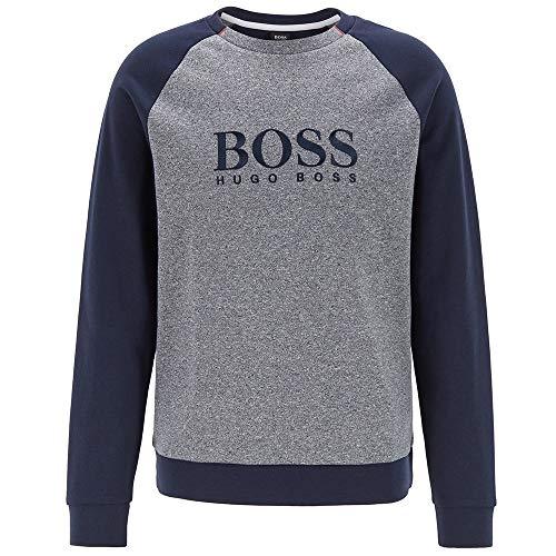 BOSS Contemp Sweatshirt Maillot de survtement, Dark Blue403, XL Homme
