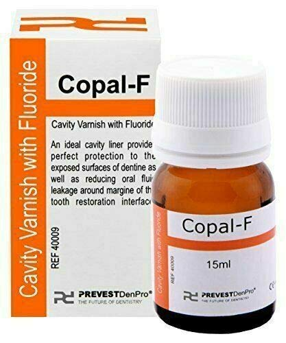 Copal F, ideale Kavitätenliner und Dentintubuli-Versiegler, 15 ml