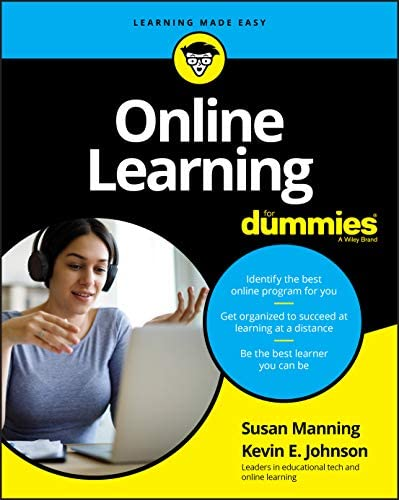 Online Learning For Dummies For Dummies Career Education product image