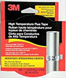 3M High-Temperature Flue Tape (2 Packs)