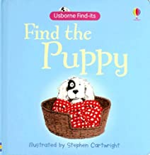 Find the Puppy (Find-Its Board Books)