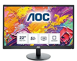 Full HD - Enjoy games in HD or read crisp text in office applications HDMI - Supported by the current gaming consoles, GPUs and set-top boxes / VGA connection. Flicker free Intelligent performance, streamlined design Vesa wall mount - 100 x 100