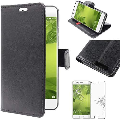 ebestStar - Funda Compatible con Huawei P10 Carcasa Cartera Cuero PU, Funda...