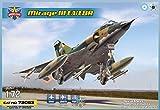 Maqueta de avión Mirage Iiea/ebr