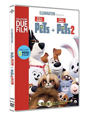 Pets Collection 1-2 (Box 2 Dv)