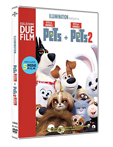 Pets Collection 1-2 (Box 2 Dv)