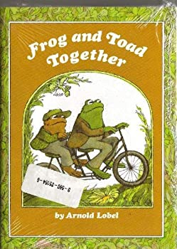 Frog and Toad Together / Days with Frog and Toad / Frog and Toad Are Friends - Book  of the Frog and Toad