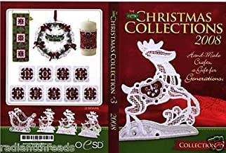 OESD Christmas Collection 2008 #3 Embroidery Designs