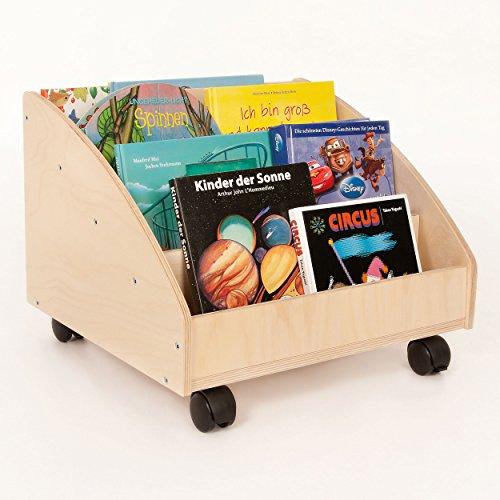 Flixi - Kinder Bücherregal