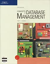 Concepts of Database Management, Fifth Edition (Available Titles Skills Assessment Manager (SAM) - Office 2007)