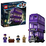 LEGO Harry Potter 75957 Le Magicobus, Jeu de Construction avec 3 Figurines
