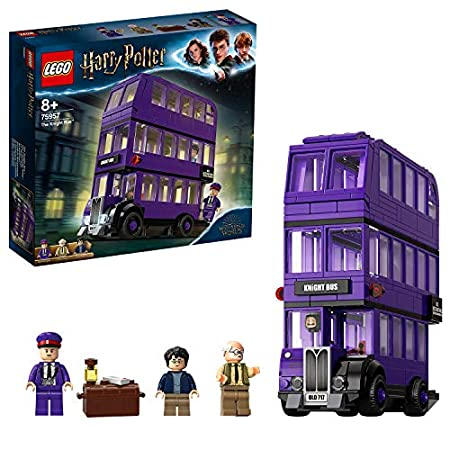 LEGO Harry Potter - Nottetempo
