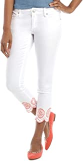 crown and ivy white pants