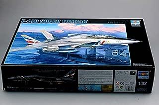 Trumpeter 1/32 F14D Super Tomcat Fighter Model Kit