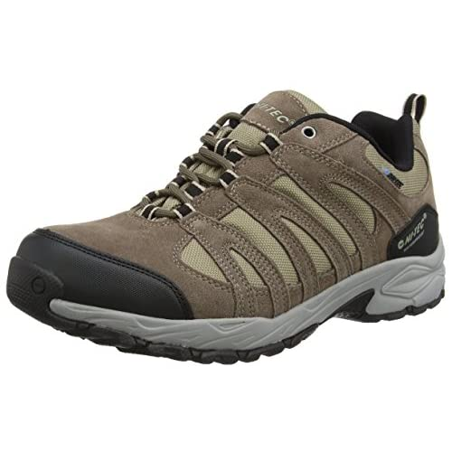 Hi-Tec Men's Alto Ii Wp Low Rise Hiking Boots