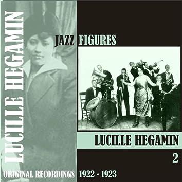 Jazz Figures / Lucille Hegamin, (1922 - 1923), Volume 2