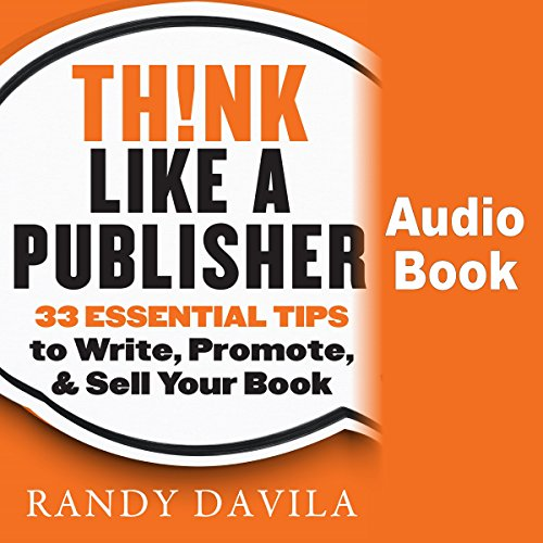 Think Like a Publisher audiobook cover art
