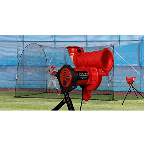 Heater Sports Power Alley Lite & Home Run Cage