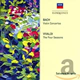BACH: Violin Concertos. VIVALDI: The Four Seasons
