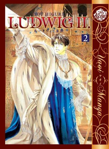 Ludwig II Vol. 2 (Yaoi Manga) (English Edition)