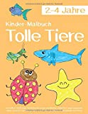 Kinder-Malbuch Tolle...