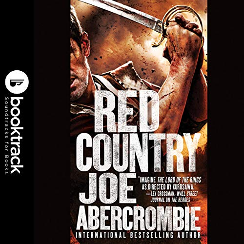 Red Country (Booktrack Edition) cover art