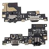 Compatibile Para Xiaomi Redmi Mi 5 x  Mi A1 Flex Flat Dock Micro USB Repuesto circuito Módulo pruebas Conector para Jack USB de carga Dock Carga + Micrófono