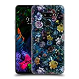 Official Riza Peker Midnight Garden Night Floral Hard Back