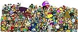 Der Museum Steckdose Charts von–Futurama