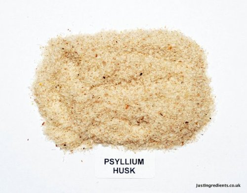 JustIngredients Essential Cáscara de Psyllium - 500 gr