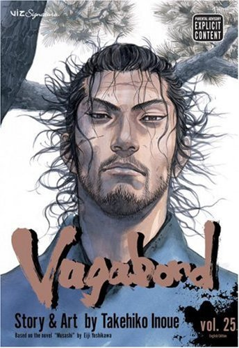 By Inoue, Takehiko [ Vagabond, Volume 25 (Vagabond (Paperback) #25) - Greenlight ] [ VAGABOND, VOLUME 25 (VAGABOND (PAPERBACK) #25) - GREENLIGHT ] May - 2007 { Paperback }