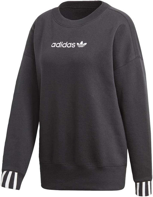 Adidas Damen Coeeze Sweatshirt Sweatjacke