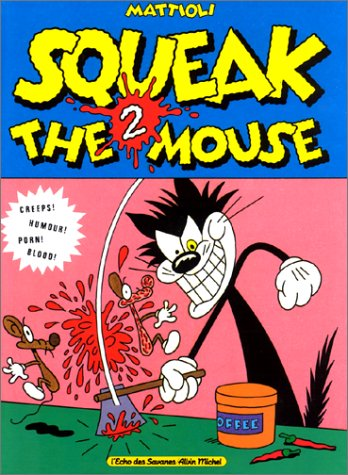 Squeak the mouse 11