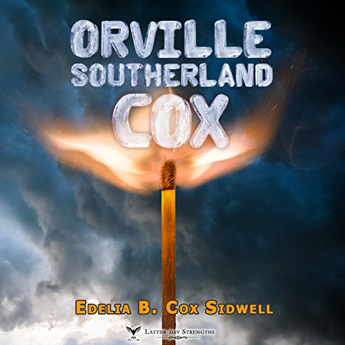 Orville Southerland Cox audiobook cover art