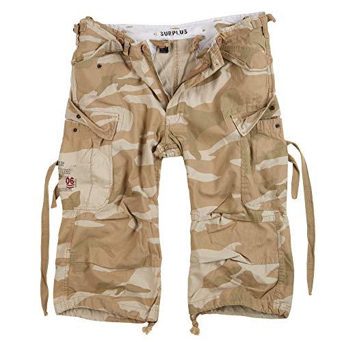 Trooper Engineer 3/4 Shorts Lightning Edition Desertstorm - XL